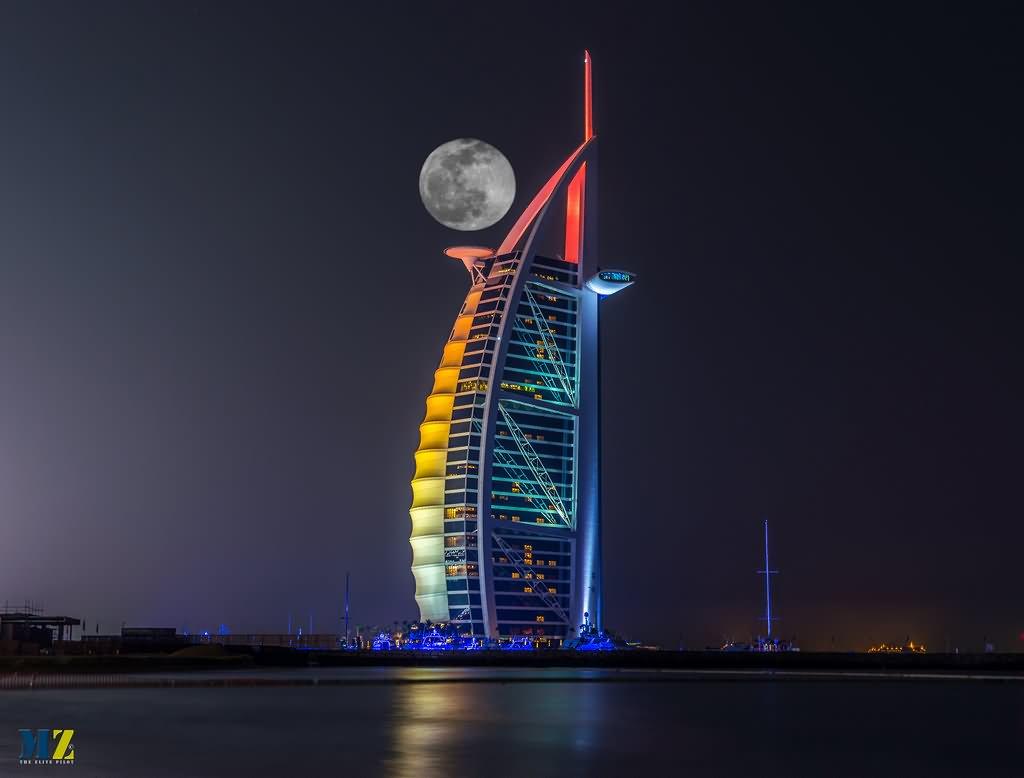 Burj Al Arab Dubai United Arab Emirates Know The