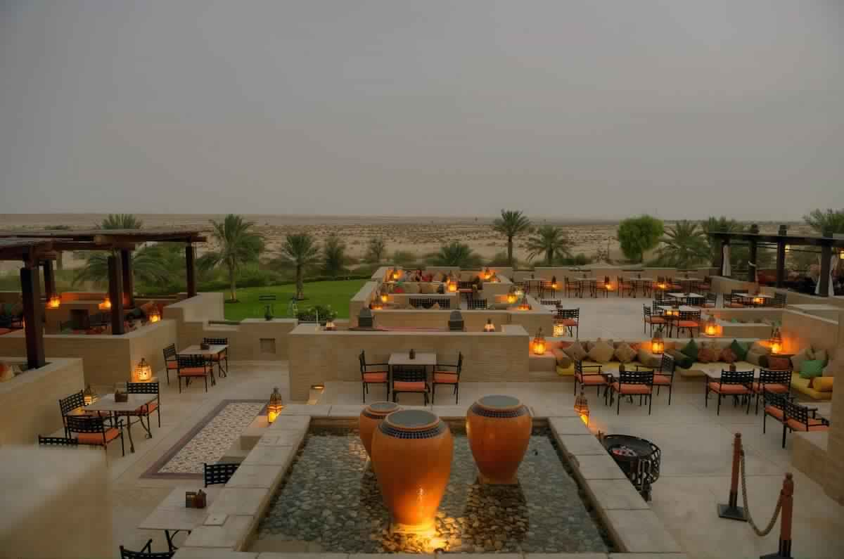 Day-use @ Bab Al Shams Desert Resort