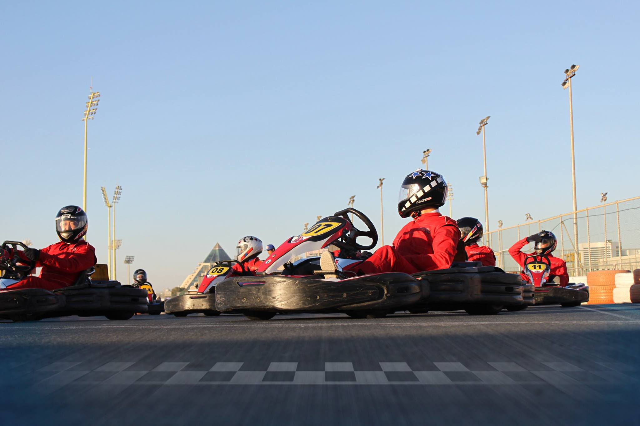 Emirates Kart Zone - حلبة كارت زون