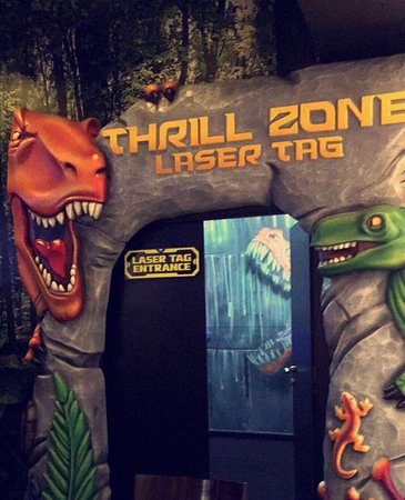 Thrill Zone - ثريل زون
