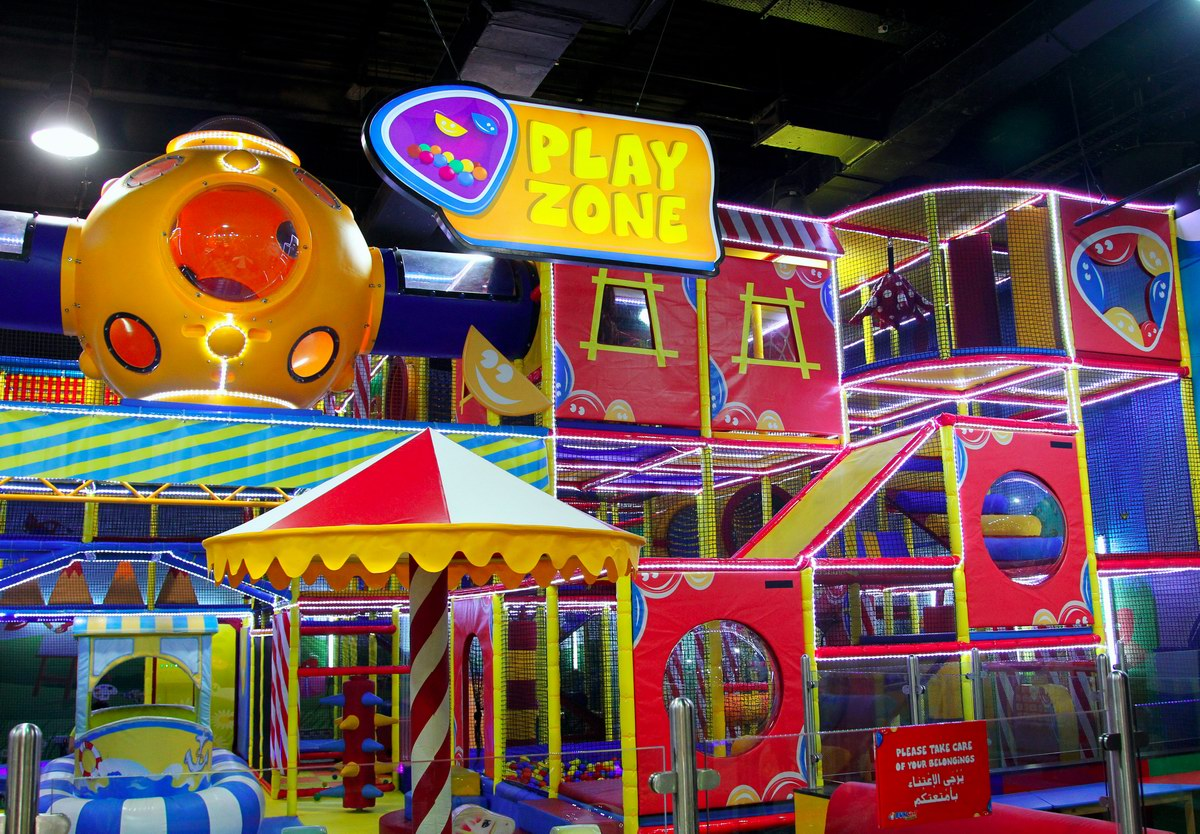 Fun City - Century Mall