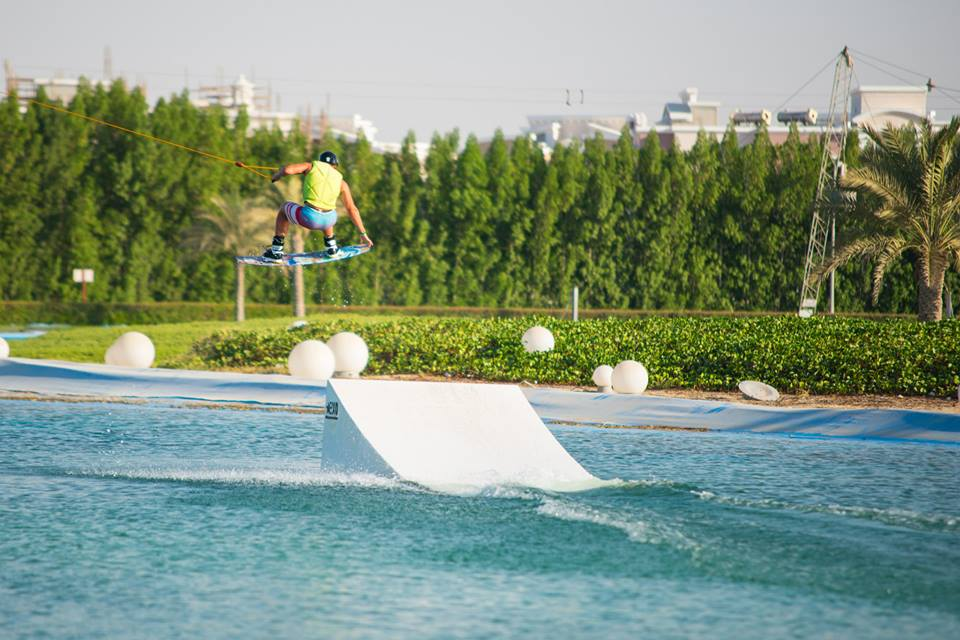 Wake Evolution - Dubai