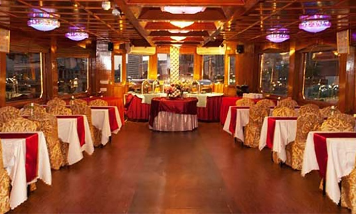 Dinner Dhow Cruise Creek