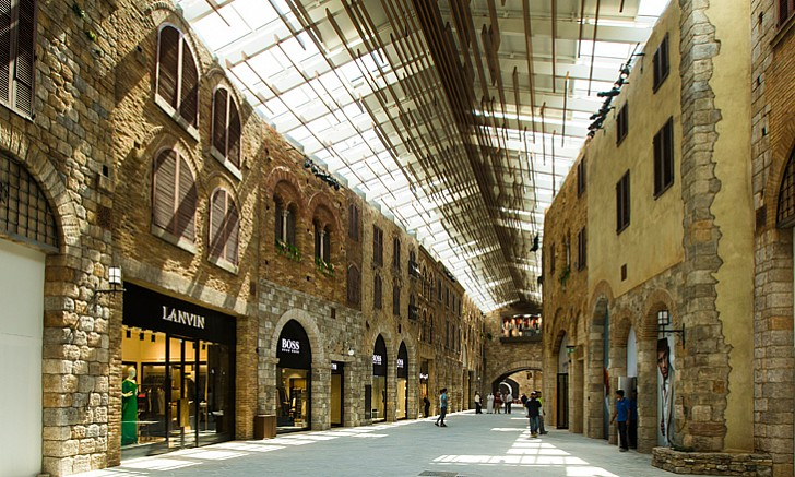 The Outlet Village - اوتلت فيليدج